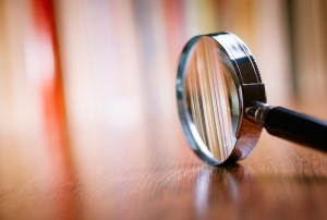case study magnifying glass